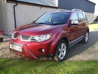 Mitsubishi Outlander 2.0DI-D Warrior, 2009 (59) Storry 4x4