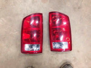 Tail Lights for 3rd Gen Dodge Ram 02-08