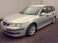 SAAB 9-3 1.9TiD VECTOR SPORTWAGON >PRICE REDUCED< 1 OWNER.F S H..LOOKS GOOD