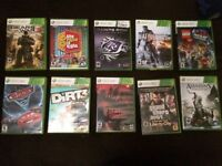 Great Condition Xbox 360 Games