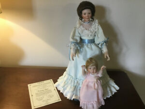 Ashton-Drake Galleries Collectible Porcelain Dolls