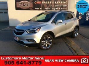 2017 Buick Encore Essence  AWD NAV ROOF LEATH CAM LD BS HTD-S/W