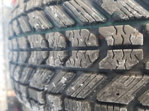 Snow Tires Size R 14, R15, R16