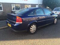 Vauxhall Vectra, 2.2 Diesel, Manual, Untra Blue (4CU), 98,000, spares or repair