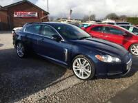 JAGUAR XF 3.0 V6 S PREMIUM LUXURY (275BHP) AUTOMATIC/TIPT FINANCE PARTX