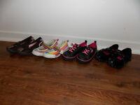 Lot de chaussures grandeur 7