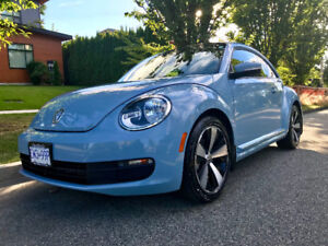 2012 Volkswagen Beetle 2dr Cpe Auto Highline - VANCOUVER