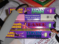 Set of 3 VRC *Richard Simmon's* exercise tapes
