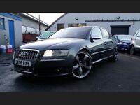 Audi S8 v10 Quattro 2 owners