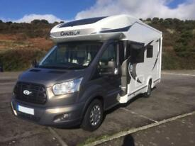 Chausson Welcome 610 end bathroom and large garage for sale