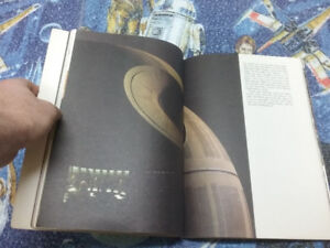 Vintage Star Wars story book with photos.