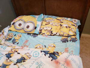 Complete Minions Bedding Set