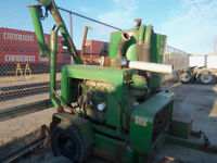 Grain Vac Walinga Model 510 self propelled