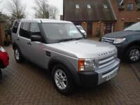 2008 08 Reg Land Rover Discovery 3 2.7 TDV6 Commercial