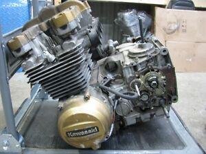 Moteur de Kawasaki KZ LTD 750 1980 - 1984 engine