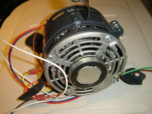 EMERSON MOTOR (FURNACE BLOWER MOTOR) LESS THEN 4 MONTHS OLD!!!!! London Ontario image 1