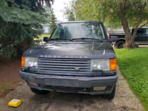98 Range Rover/ Parts or project $1000 obo