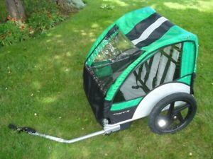 ORYX TWO SEATER BIKE TRAILER $160.