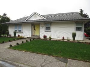 NEW LISTING UPDATED RANCHER on a corner lot...