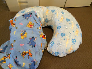Nursing pillow and covers