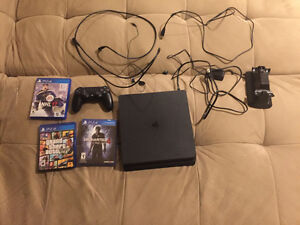 Ps4 500gb comme neuf