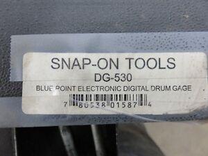Snap On Heavy Duty Drum Digital micrometer Comox / Courtenay / Cumberland Comox Valley Area image 1