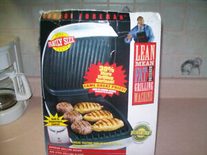 George Foreman Grille - New Condition
