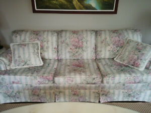 Living Room sofa and loveseat
