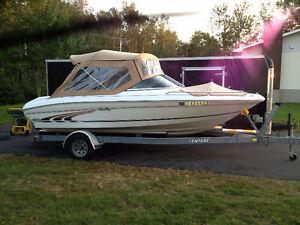 1997 Sea Ray 185 Bowrider 4.3L V6