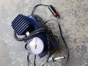 Air Compressor Tire Inflator Pump (new, pick up in milton)