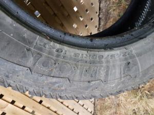 """18"""" Winter tires / pneu hiver"""