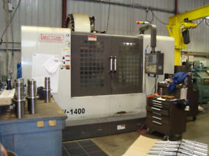 "2004 Sigma 55"" x 33""  CNC Vertical Machining Centre - CAT50"