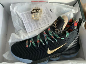 a21232488d0 Nike LeBron 16 XVI KC WTT Watch The Throne size 11