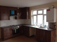 Newly refurbished 4 bedroom flat to rent in hounslow Nelson road, near hanworth road TW2