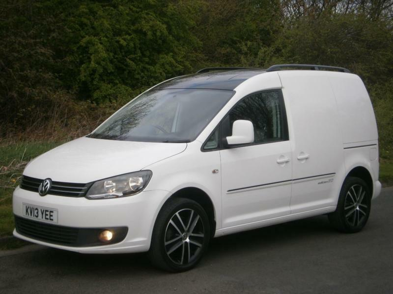 2013 Volkswagen Caddy 2.0TDI 140 DSG AUTO Edition 30, ONLY 150 BUILT, FINANCE??