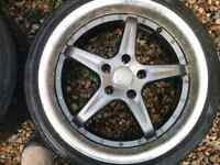 Rims for honda civic