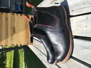 Red Wings chelsea boots