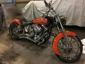 Full Custom Harley Show bike ready to ride