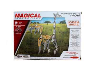 MAGICAL 1875 Metal Technics Serengeti Safari 157 Teile