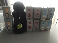 Tassimo Coffee Machine / Hot Water Dispenser with Drinks!