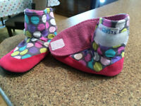 Jady Baby Boots Size 7.5(about 18-24m)