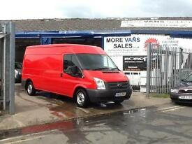 2012 1 owner Ford Transit 2.2TDCi ( 125PS ) ( EU5 ) 300 lwb ( Low Roof )