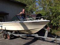 Grew Boat