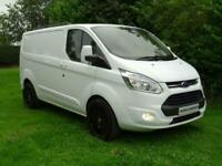 2016 FORD TRANSIT CUSTOM LIMITED//TREND//ENFORCER**NO VAT**MUST SEE**