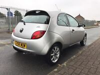 2006 56 Ford KA Zetec Climate - 2 Owners - Great Spec - C2 Fiesta Punto Swap PX