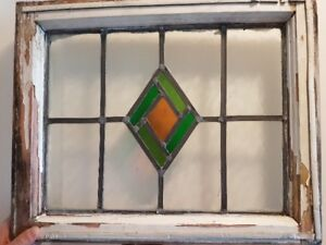 Antique Stained Glass Windows (4)