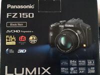 Panasonic LUMIX FZ 150 Bridge Camera
