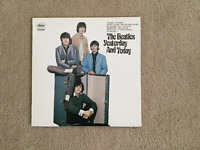 The Beatles Yesterday and Today 33 1/3 RPM vinyl LP