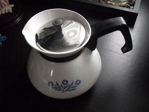 Corning Ware Coffee/Tea Pot