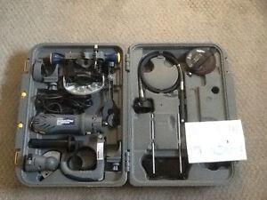 Mastercraft Spin Saw Kit